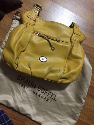 Original Braun Buffel Handbag