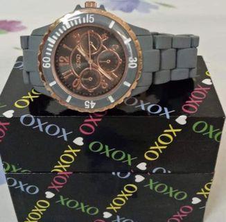 XOXO Watch Gray