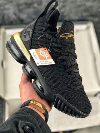 黑金配色 Nike Lebron XVI EP 勒布朗詹姆斯16代
