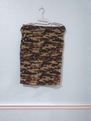 Army skirt colorbox