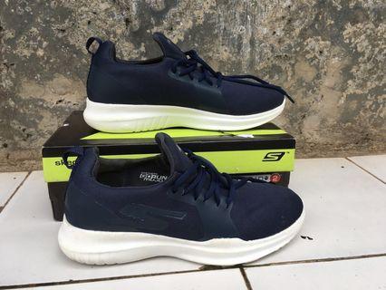 New Skechers Go Run Mojo Navy murah