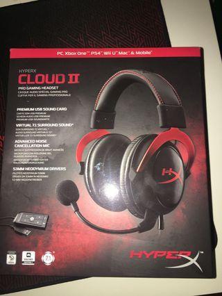 HyperX Cloud 2 GREY