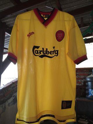Liverpool vintage jersey 97/98