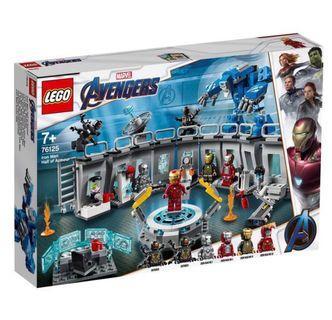 (Ready stock) LEGO 75125 hall of armour iron man endgame marvel