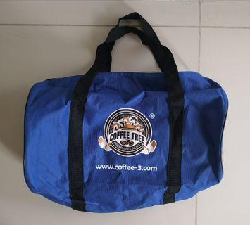 Coffee Tree Holdall Bag
