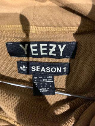 yeezy season 1 hoodie