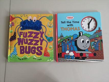Telling the time with Thomas & Fuzzy Wuzzy Bugs #OYOHOTEL