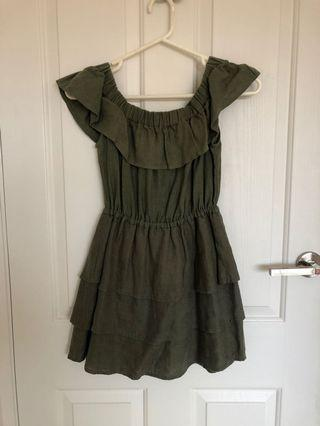 SIR The Label Linen Dress $30