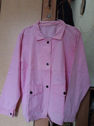 Jaket Pink (outer)