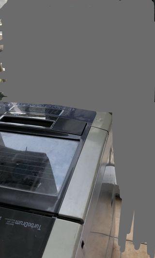 Mesin Cuci 1 Tabung kondisi baik