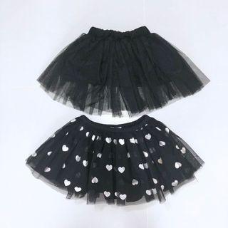 BN 2x 1-2T Tutu Skirts