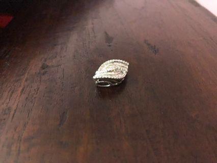🚚 18K DIAMOND PENDANT