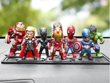 Avengers the end game figurine #ENDGAMEyourEXCESS