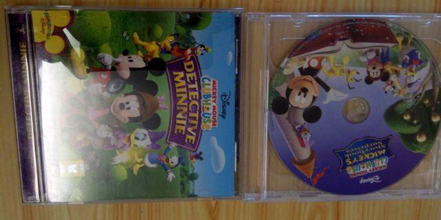 🚚 Mickey mouse clubhouse Video CD