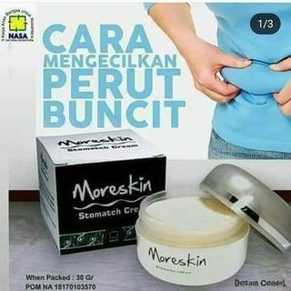 Moreskin stommatch cream/krim susut perut