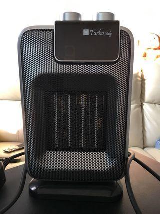Turbo Italy Ceramic Heater 1800w