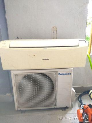 Panasonic 1hp aircond