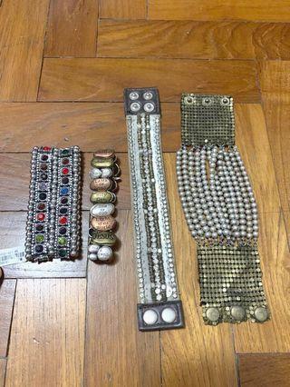 🚚 Women's accessories bracelets wristbands