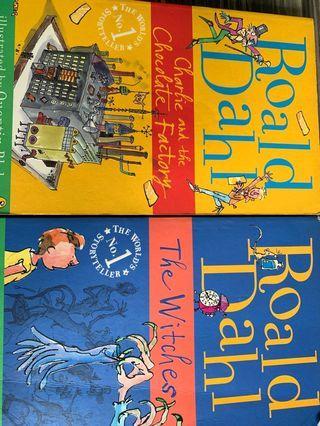 🚚 Roald Dahl Books