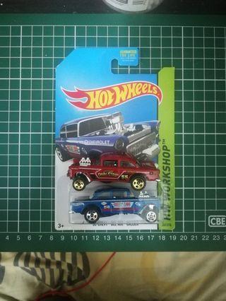Hot Wheels Chevy Bell Air Gasser