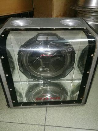 Auto Accessories subwoofers