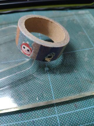 Washi tape - Cats and paws