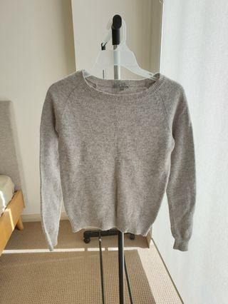 Uniqlo grey jumper