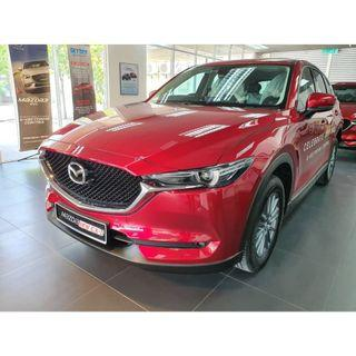 MAZDA CX5 SKYACTIV SUV (SUPER BIG BIG DISCOUNT/FAST LOAN/LOW INTEREST)CALL FOR BOOKING NOW 018-2266255