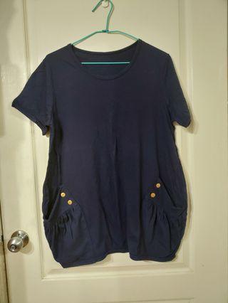 🚚 娃娃感洋裝(長約71公分)