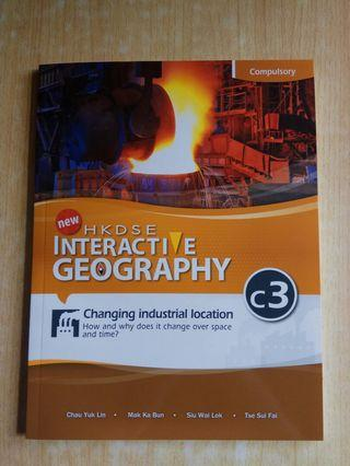 HKDSE Interactive Geography---Changing Industrial Location c3