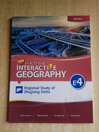 HKDSE International Geography---Regional Study of Zhujiang Delta