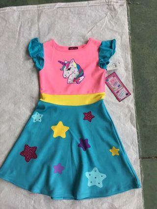 Preorder girl dress 4yrs old up to 14yrs old