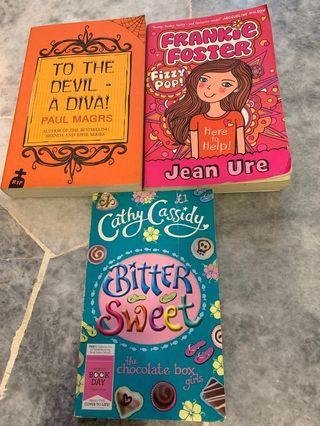 More Fiction Books