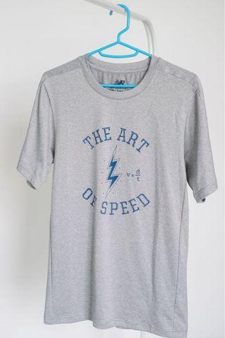 New Balance Men's T-Shirt Sport Top