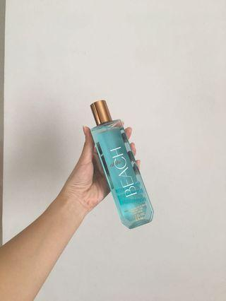 """At the Beach"" Fine Fragrance Mist, bath and body works"