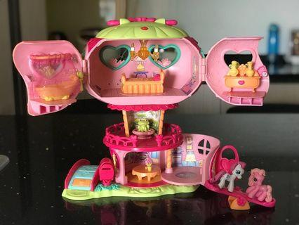 🚚 My Little Pony Pinkie Pie Balloon House