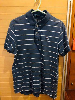Abercrombie & Fitch 👕 新淨,Size M