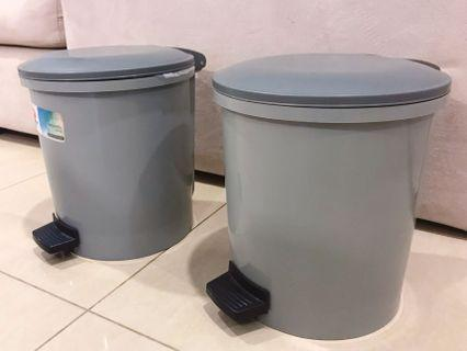 "1 x Small 8.5"" Clean Dustbin"