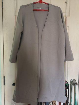 Muji Ladies Trench Coat