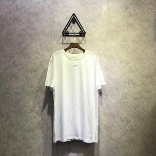 OW 19ss Tee, size: Xs-L