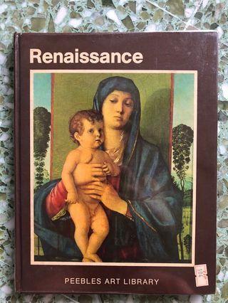 🚚 Renaissance Art hardcover Book