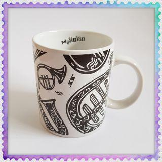 Music Instruments Mug water drinks Cup