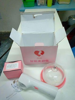 Bombshell Breast Pump Enlargement