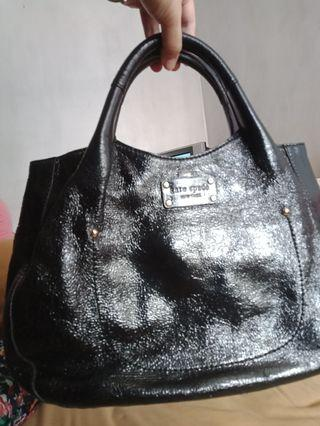 Kate Spade Bag preloved hitam