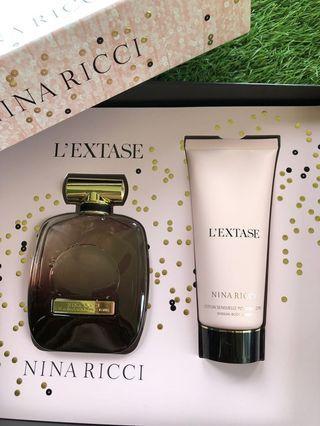 🚚 NiNA Ricci Parfums Gift Set