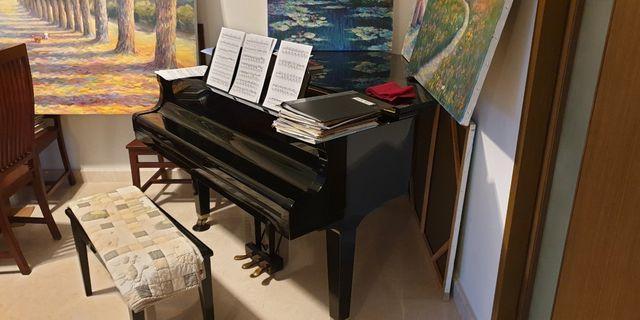 Yamaha Baby Grand Piano GB1K