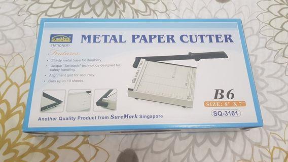 Metal Paper Cutter