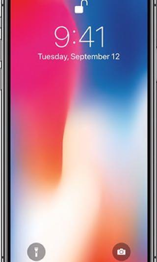 iPhone X Jet Black 256 GB