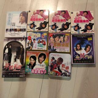 Taiwan VCDs & DVDs ~ F4