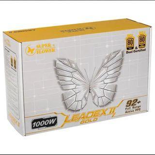 Leadex 2 gold 1000 watt psu